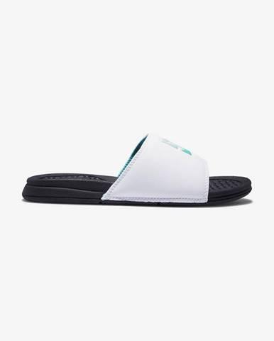 Čierne papuče DC