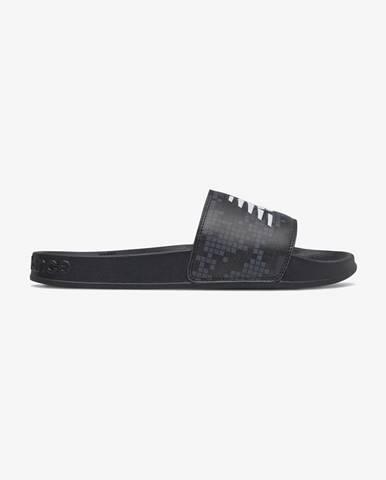 Čierne papuče New Balance