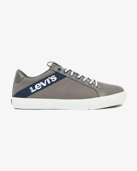 Sivé tenisky Levi's®