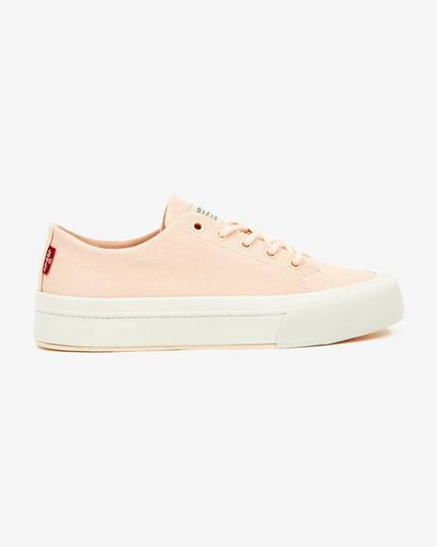 Ružové tenisky Levi's®