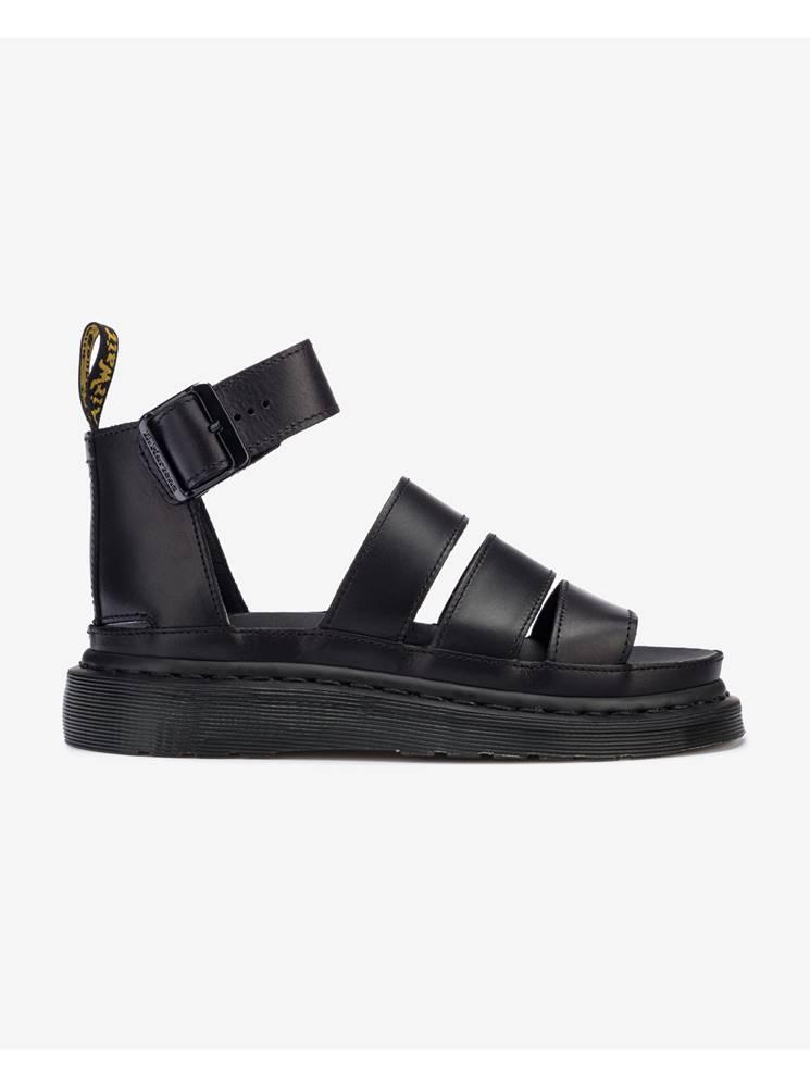 Dr. Martens Sandále pre ženy  - čierna