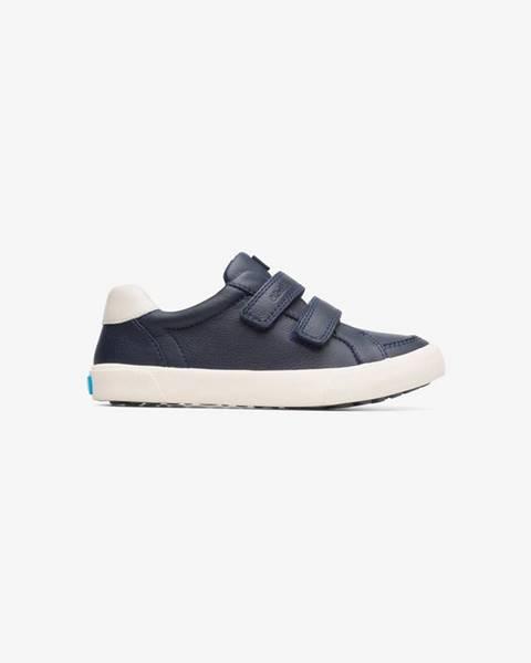 Modré topánky Camper