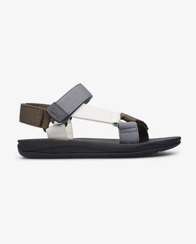 Sivé papuče Camper