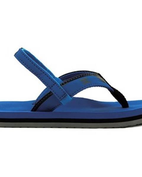 Modré sandále DC Shoes