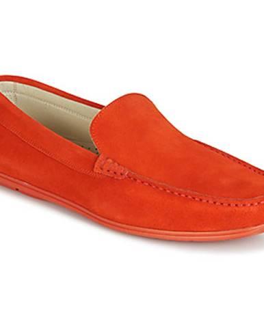 Oranžové topánky André