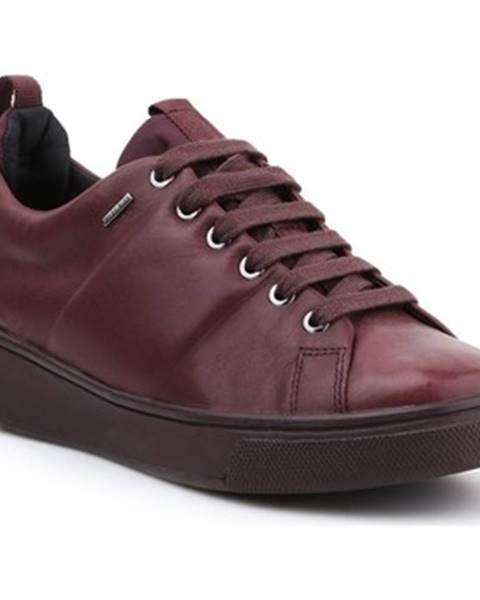 Viacfarebné topánky Geox