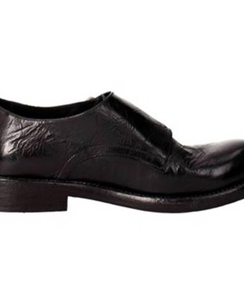Čierne topánky Arlati