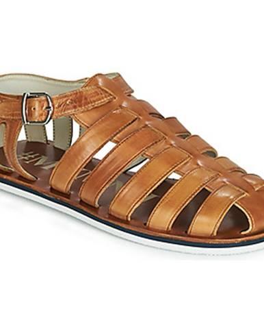 Hnedé sandále Melvin   Hamilton