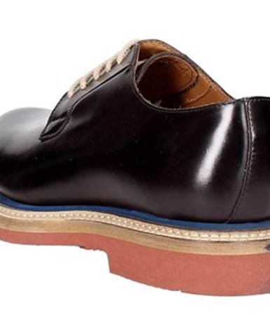 Hnedé topánky Marechiaro