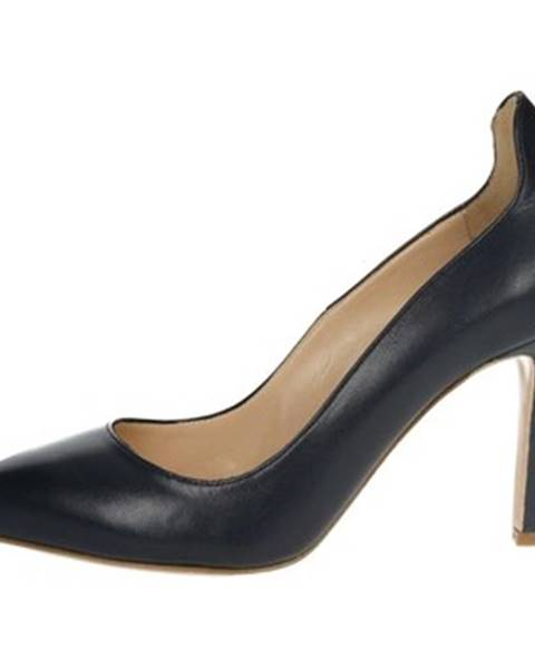 Modré topánky Mariano Ventre