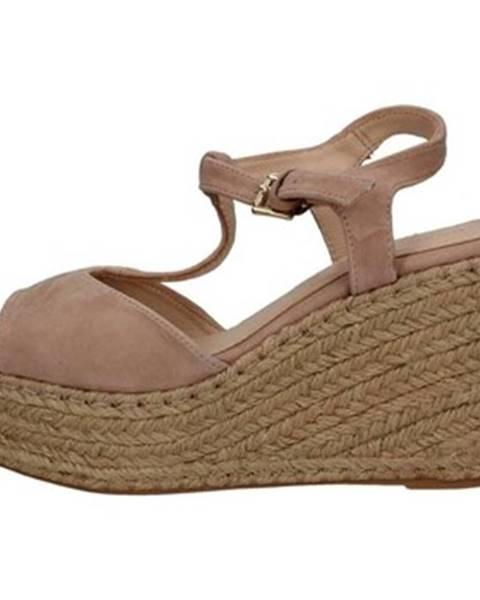Béžové topánky Saralopez