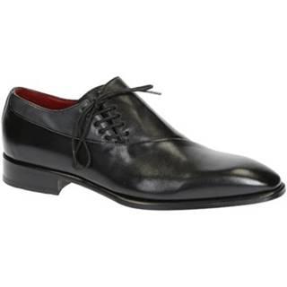 Derbie Leonardo Shoes  06885 14221 FORMA SCA MONTECARLO NERO