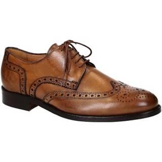 Derbie Leonardo Shoes  05792/FORMA 40 NAIROBI CUOIO