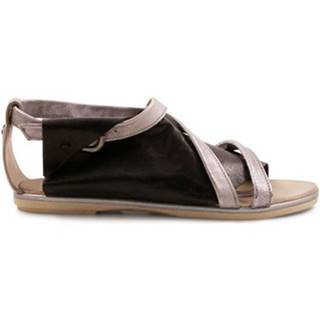 Sandále Leonardo Shoes  269002/METAL-NERO