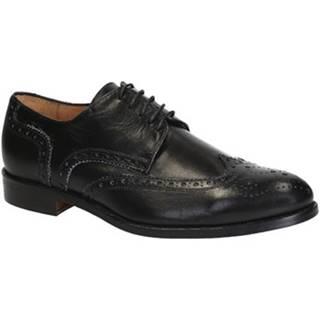 Derbie Leonardo Shoes  05792/FORMA 40 NAIROBI NERO