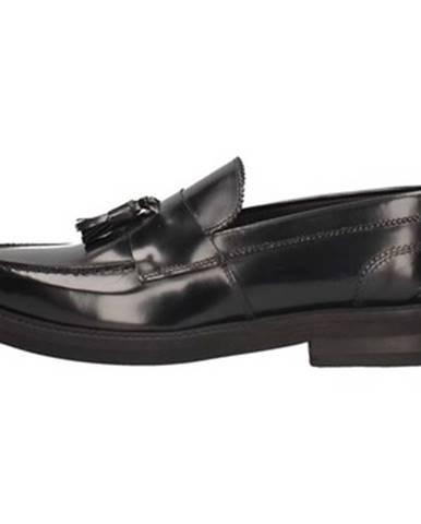 Čierne topánky L'homme National
