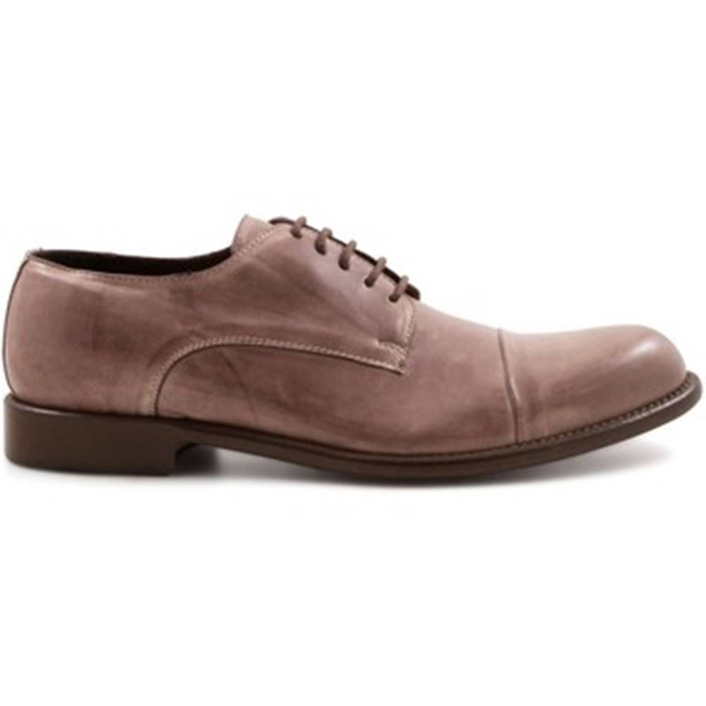 Leonardo Shoes Derbie Leonardo Shoes  2463/13 PAPUA TORTORA