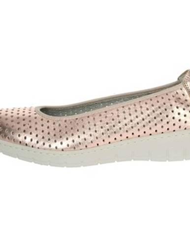 Ružové topánky Notton