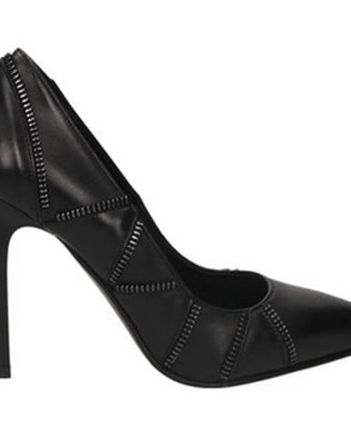 Hnedé topánky Lemaré