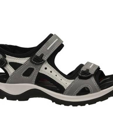 Viacfarebné športové sandále Ecco