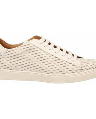 Biele topánky Brecos