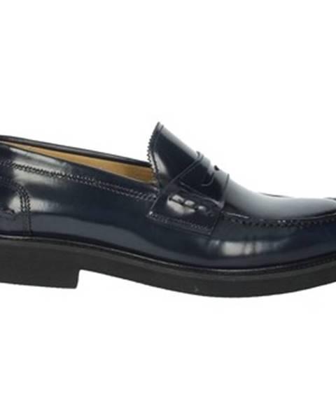 Modré topánky Hudson