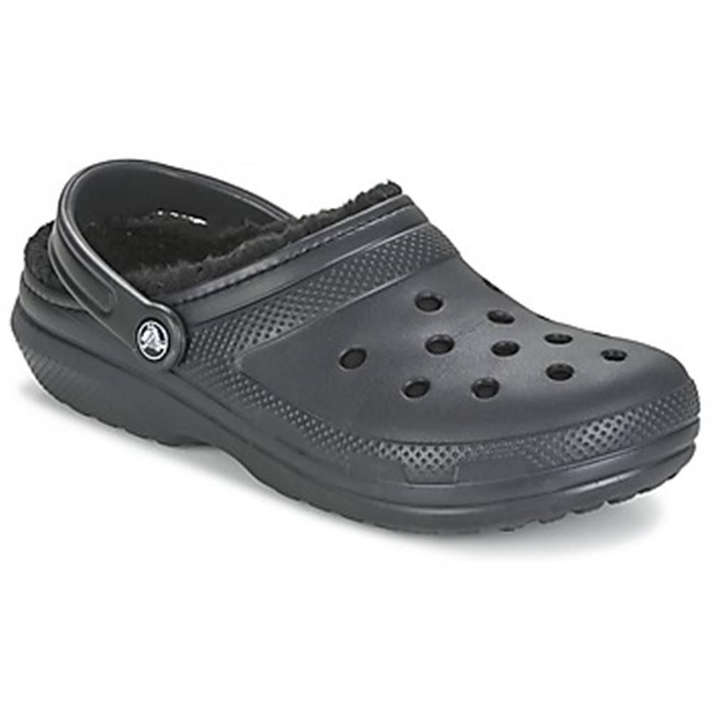 Crocs Nazuvky Crocs  CLASSIC LINED CLOG