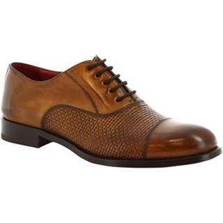 Derbie Leonardo Shoes  8616E19 TOM VITELLO DELAVE SIENA