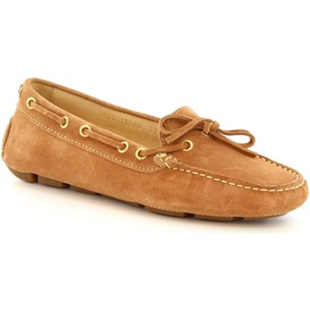 Leonardo Shoes Balerínky/Babies Leonardo Shoes  7502 SOFTY PHARD