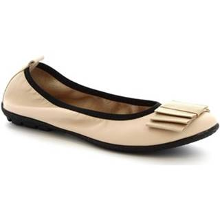 Balerínky/Babies Leonardo Shoes  5618 G1/SOSIA NAPPA PENNA