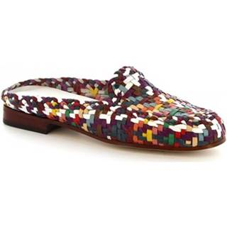 Nazuvky Leonardo Shoes  4 VITELLO MULTICOLOR