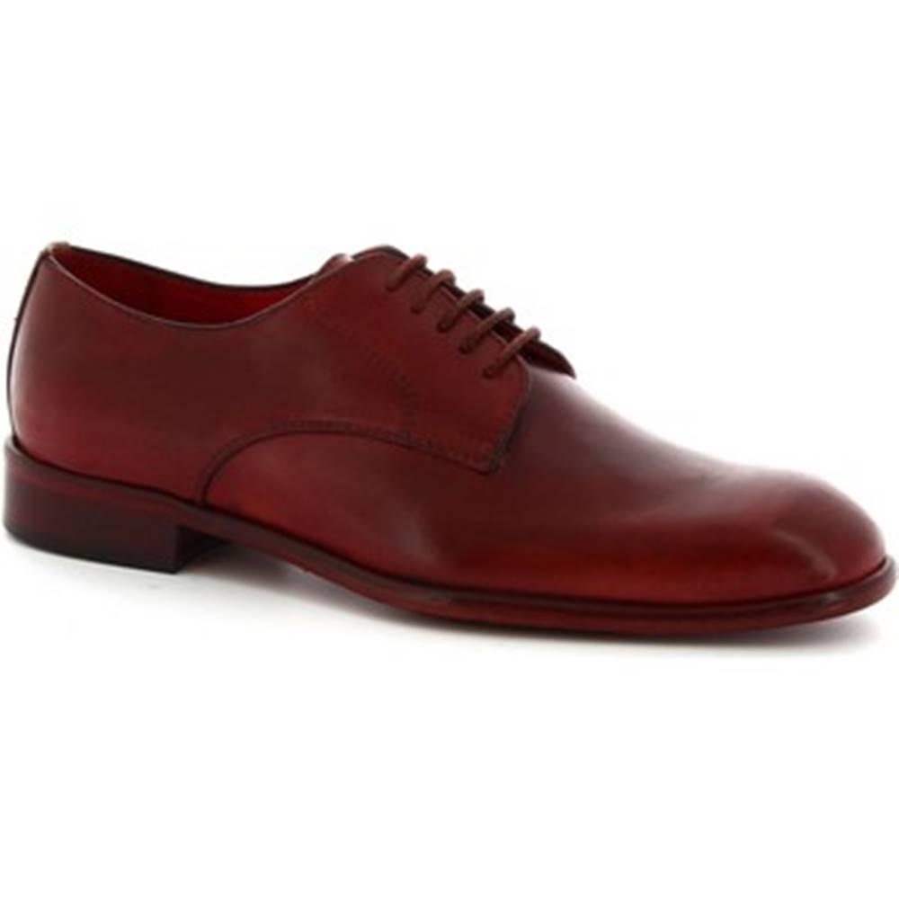 Leonardo Shoes Derbie Leonardo Shoes  LOR V. ROSSO