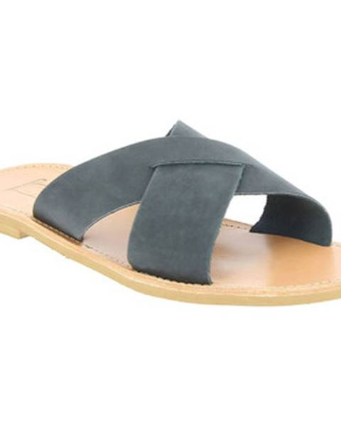 Čierne topánky Attica Sandals