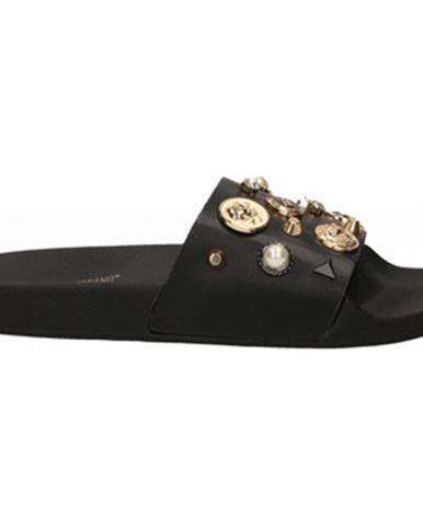 Čierne topánky Thewhitebrand