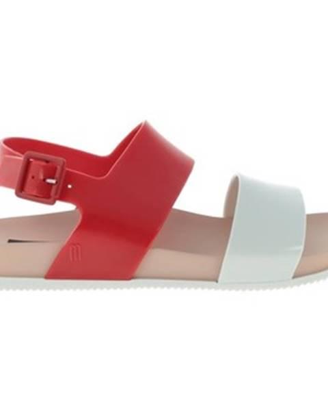 Viacfarebné topánky Melissa