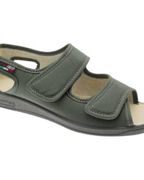 Zelené topánky Gaviga