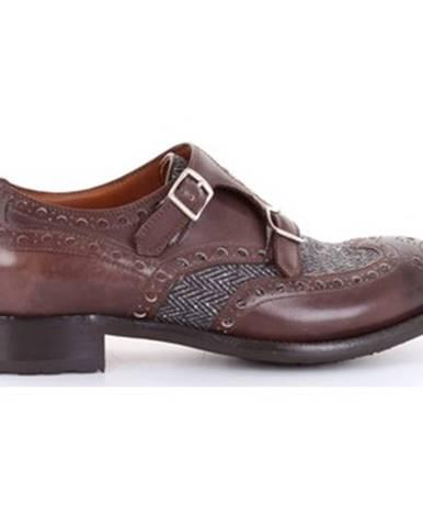 Hnedé topánky Botti 1913