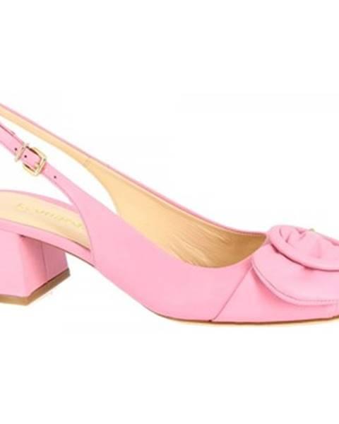 Ružové topánky Leonardo Shoes