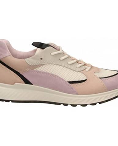 Ružové tenisky Ecco