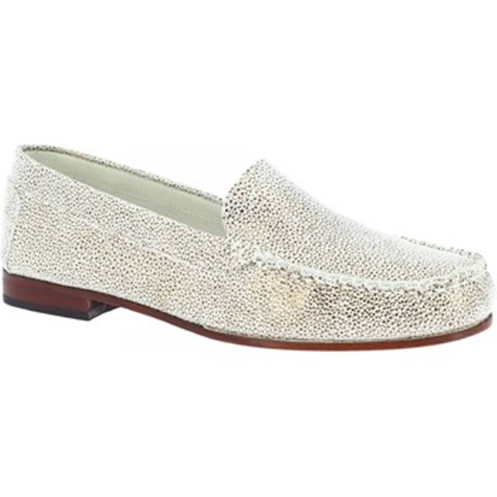 Leonardo Shoes Mokasíny Leonardo Shoes  318 BRONZO