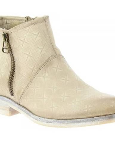 Polokozačky Leonardo Shoes