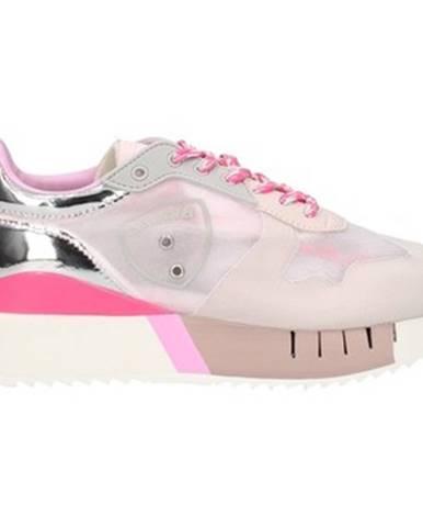 Ružové tenisky Blauer