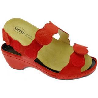 Sandále Calzaturificio Loren  LOE687ro