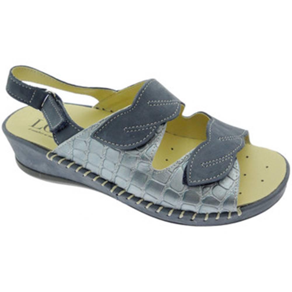 Calzaturificio Loren Sandále Calzaturificio Loren  LOM2817bl