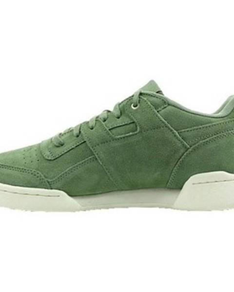 Zelené tenisky Reebok Sport