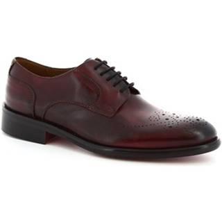 Derbie Leonardo Shoes  T1116 SIVIGLIA BORDO