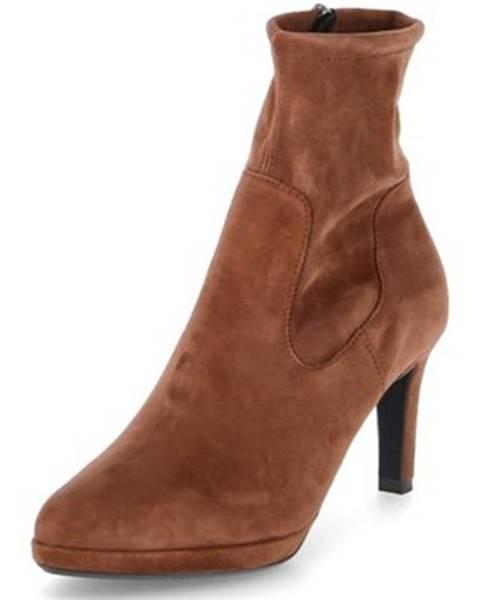 Hnedé topánky Peter Kaiser