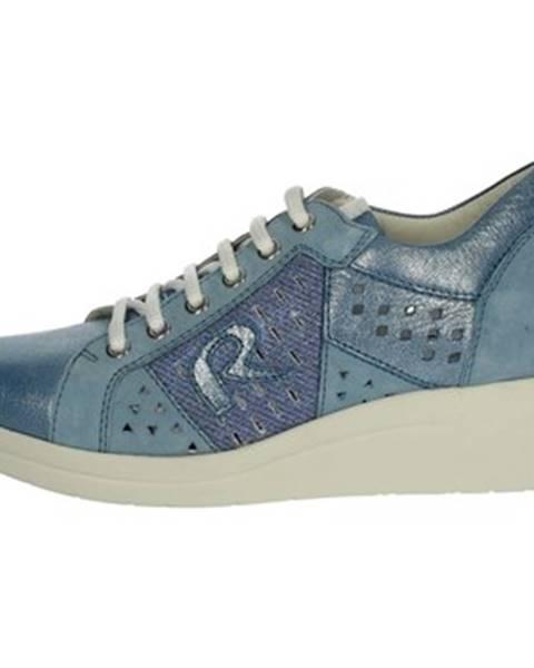 Modré tenisky Riposella