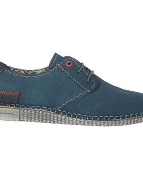 Modré topánky Wage