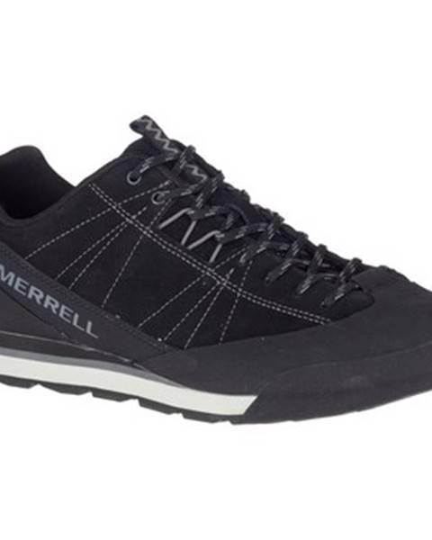 Čierne tenisky Merrell